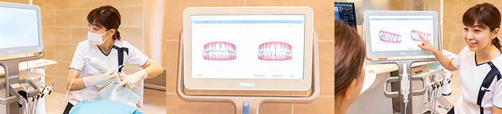 セファロ付き歯科用CT・X線システム